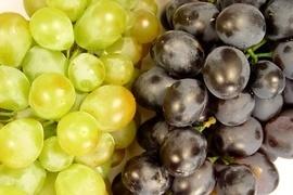 Die Allround-Talente unter den Obstsorten: Einfach köstlich erfrischend im Geschmack, gesund und zudem noch sehr dekorativ - eine optische und kulinarische Bereicherung z. B. für Käseplatten.