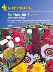 Blumenmischung 'Ein Herz f�r Blumen' - Kiepenkerl �