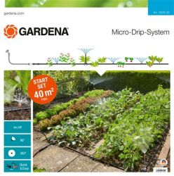 Start-Set f�r Gew�chsh�user - Gardena �